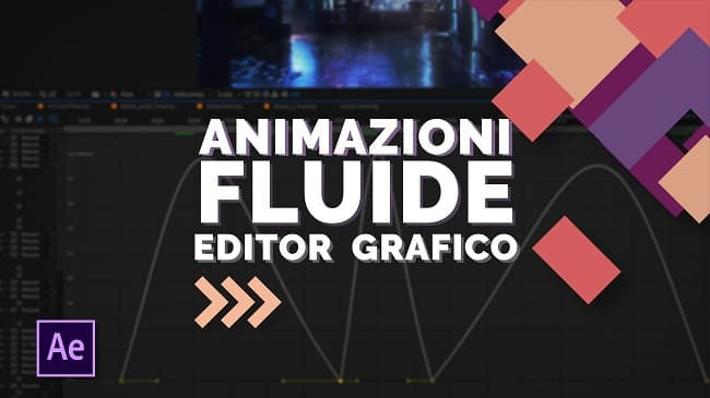 Tutorial After Effects Editor Grafico