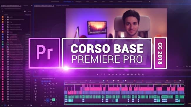 Tutorial Adobe Prmiere Pro CC 2018 Corso base completo